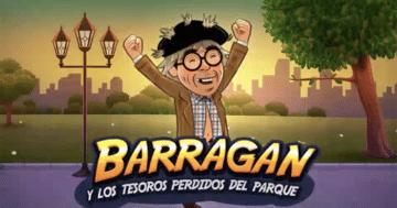 CasinoComparador Barragán y los tesoros perdidos del parque portada