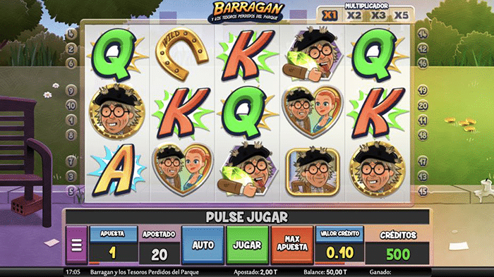 CasinoComparador Barragán