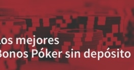 Bonos Póker