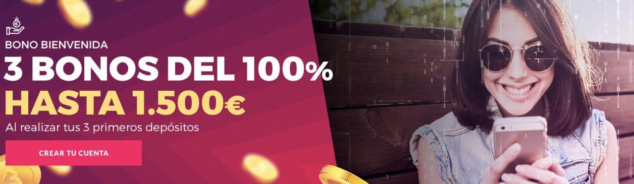 Casino Gran Madrid tres bonos
