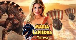 María Lapiedra en Troya tragaperras