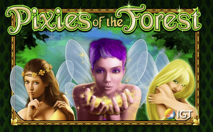 Pixies of the Forest tragaperras