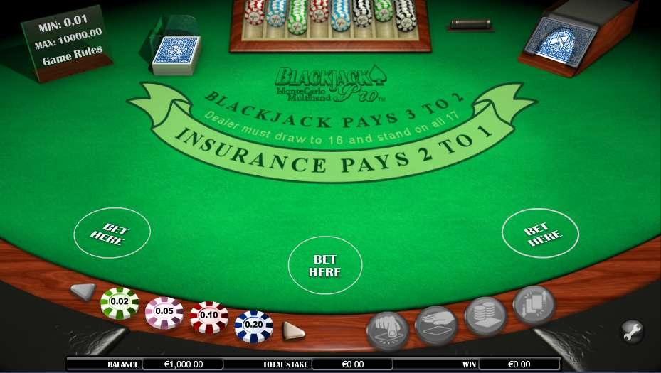 Blackjack NextGen