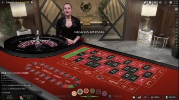 Versus Ruleta en vivo