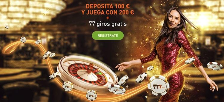 Casino777-bono