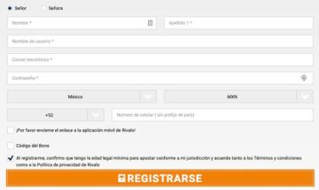Rivalo-registro