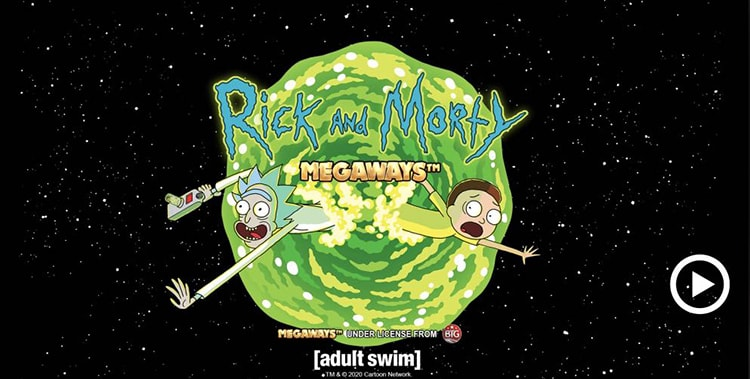 rick-and-morty-megaways