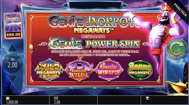 Genie-Jackpots-Megaways-tragaperras-min
