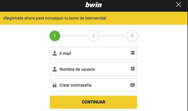 bwin-registro