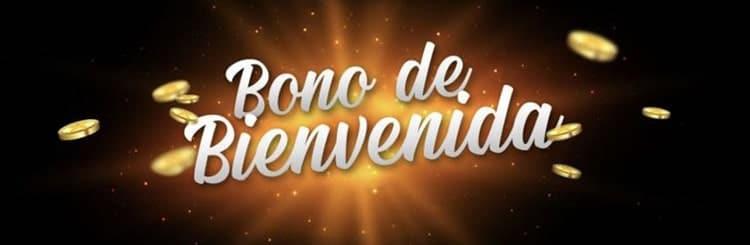 Bono de bienvenida JuegaEnLínea