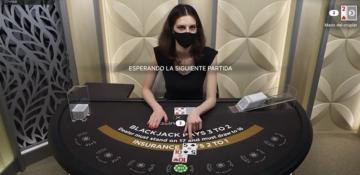 Blackjack Live Casino Estrella