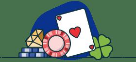 Imagen de juegos en los casinos online reseña