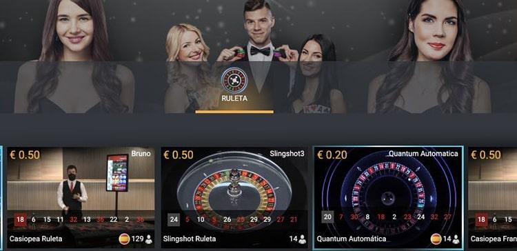 Casino en Vivo Mansion Casino